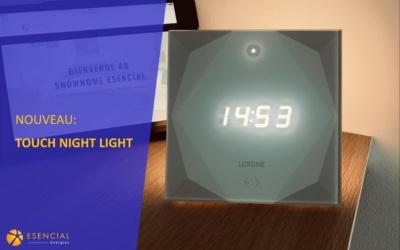 Touch night light